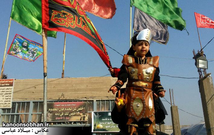 تصاویر اختصاصی کانون سبحان از پیاده روی اربعین حسینی 94 (3)