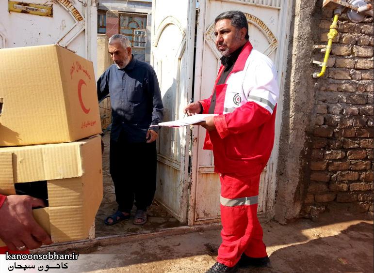 تصاویر امداد رسانی به مناطق شهری و روستایی کوهدشت (8)