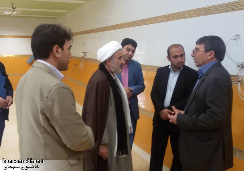 تصاویر بازدید امام جمعه کوهدشت از روند اجرایی بیمارستان جدید کوهدشت (3)