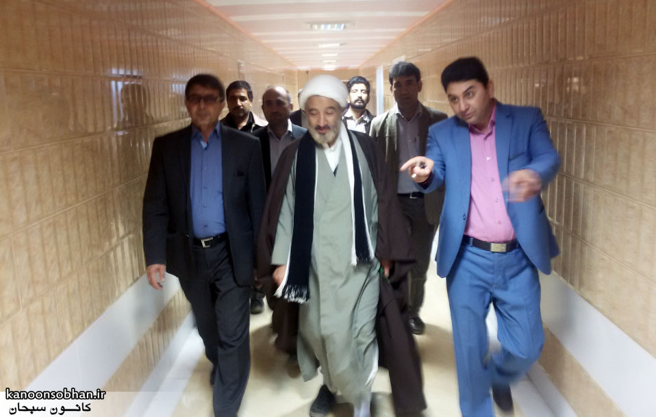 تصاویر بازدید امام جمعه کوهدشت از روند اجرایی بیمارستان جدید کوهدشت (6)
