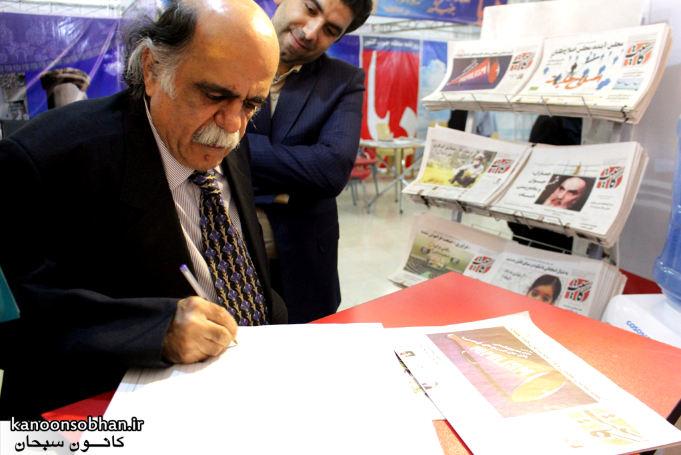 تصاویر بازدید شخصیت ها ی کشوری از غرفه هفته نامه کاسیت در نمایشگاه مطبوعات و خبرگزاری ها (5)