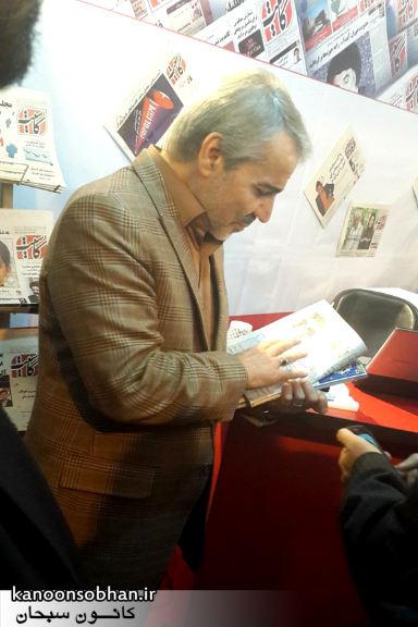 تصاویر بازدید شخصیت ها ی کشوری از غرفه هفته نامه کاسیت در نمایشگاه مطبوعات و خبرگزاری ها (7)