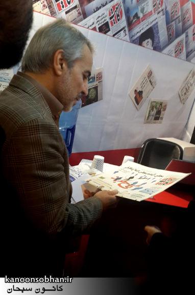 تصاویر بازدید شخصیت ها ی کشوری از غرفه هفته نامه کاسیت در نمایشگاه مطبوعات و خبرگزاری ها (8)