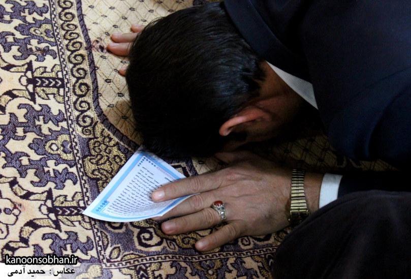 تصاویر برگزاری مراسم زیارت عاشورا در دفتر امام جمعه کوهدشت (3)