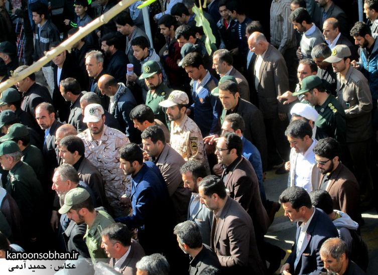 تصاویر راهپیمایی 13 آبان 94 کوهدشت لرستان (8)