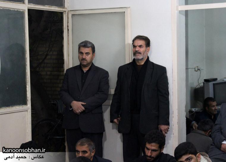 تصاویر شب آخر مراسم عزاداری صفر ۱۳۹۴ در دفتر امام جمعه کوهدشت (11)