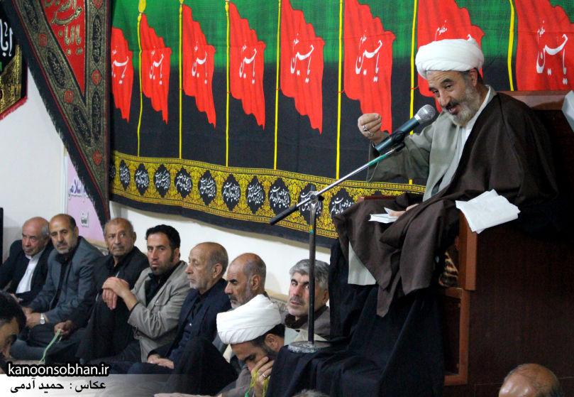 تصاویر شب آخر مراسم عزاداری صفر ۱۳۹۴ در دفتر امام جمعه کوهدشت (17)