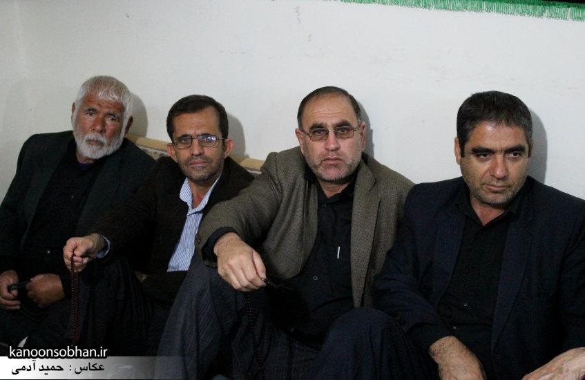 تصاویر شب آخر مراسم عزاداری صفر ۱۳۹۴ در دفتر امام جمعه کوهدشت (18)