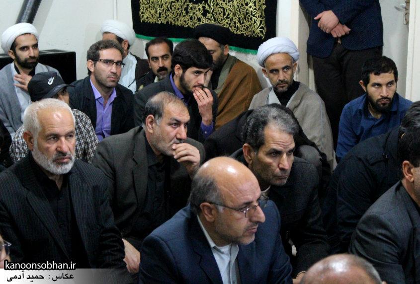 تصاویر شب آخر مراسم عزاداری صفر ۱۳۹۴ در دفتر امام جمعه کوهدشت (21)