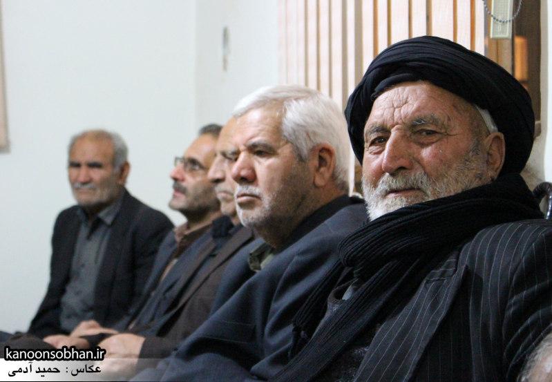 تصاویر شب آخر مراسم عزاداری صفر ۱۳۹۴ در دفتر امام جمعه کوهدشت (24)