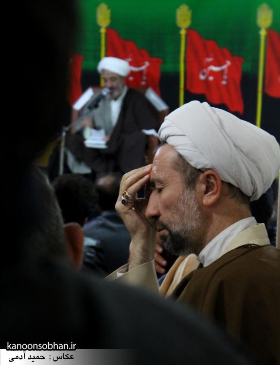 تصاویر شب آخر مراسم عزاداری صفر ۱۳۹۴ در دفتر امام جمعه کوهدشت (26)
