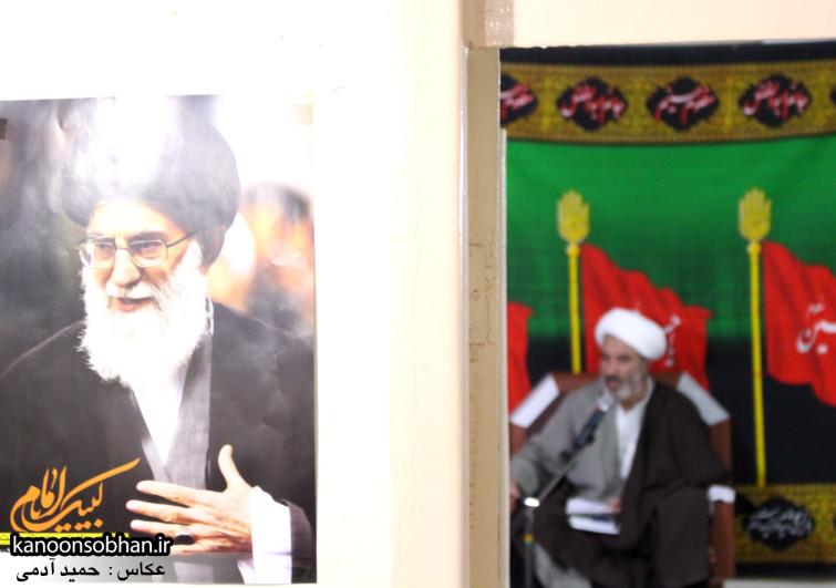 تصاویر شب آخر مراسم عزاداری صفر ۱۳۹۴ در دفتر امام جمعه کوهدشت (28)