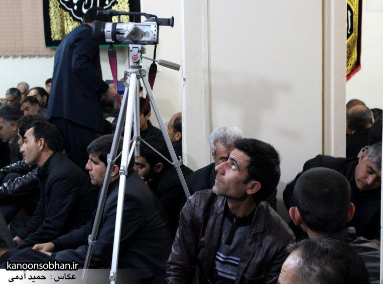 تصاویر شب آخر مراسم عزاداری صفر ۱۳۹۴ در دفتر امام جمعه کوهدشت (3)