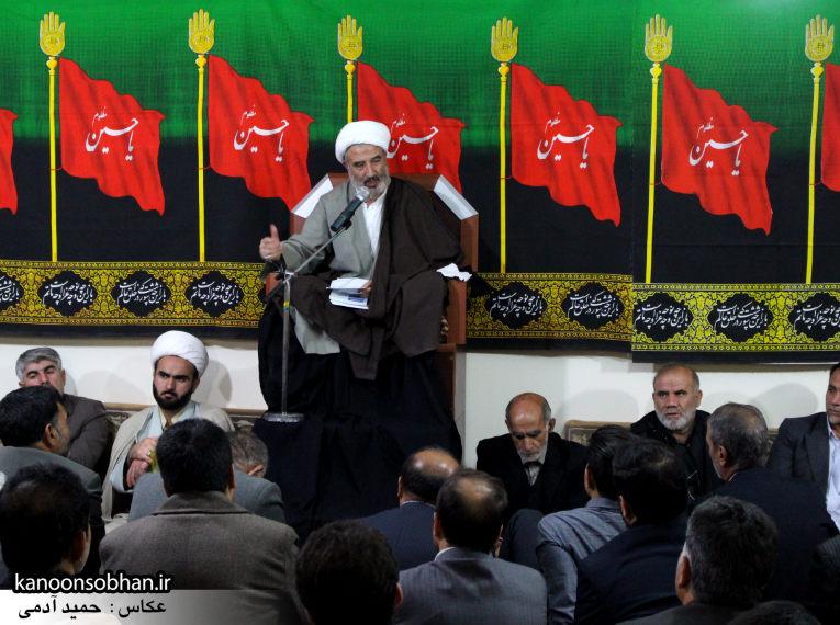تصاویر شب آخر مراسم عزاداری صفر ۱۳۹۴ در دفتر امام جمعه کوهدشت (30)