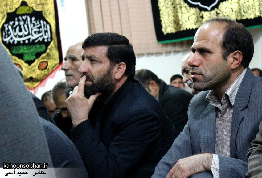 تصاویر شب آخر مراسم عزاداری صفر ۱۳۹۴ در دفتر امام جمعه کوهدشت (33)