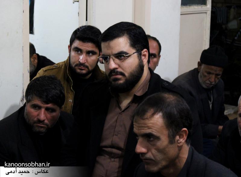 تصاویر شب آخر مراسم عزاداری صفر ۱۳۹۴ در دفتر امام جمعه کوهدشت (46)
