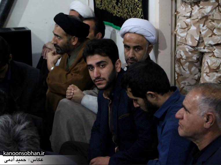 تصاویر شب آخر مراسم عزاداری صفر ۱۳۹۴ در دفتر امام جمعه کوهدشت (47)