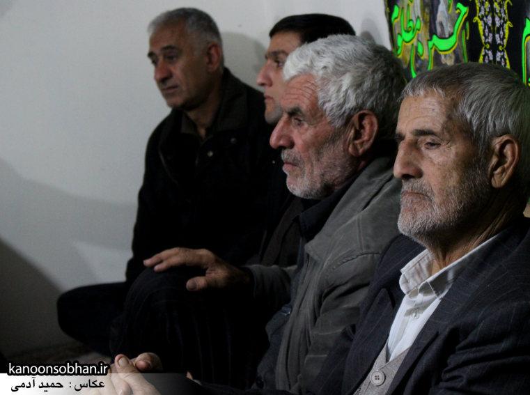 تصاویر شب آخر مراسم عزاداری صفر ۱۳۹۴ در دفتر امام جمعه کوهدشت (5)