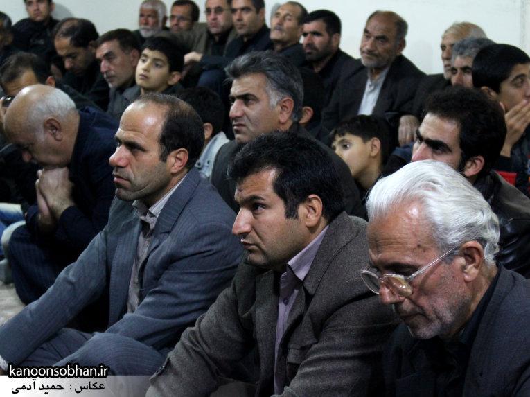 تصاویر شب آخر مراسم عزاداری صفر ۱۳۹۴ در دفتر امام جمعه کوهدشت (9)