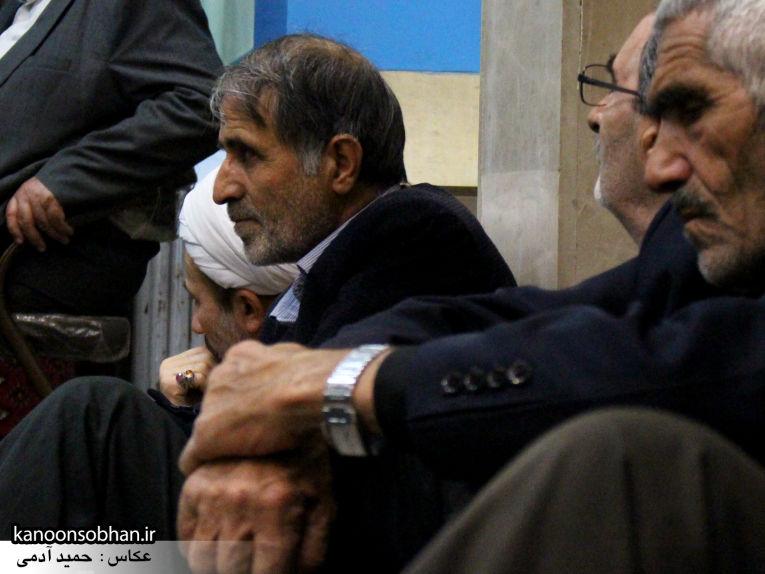 تصاویر شب اول مراسم عزاداری مسجد جامع کوهدشت (1)