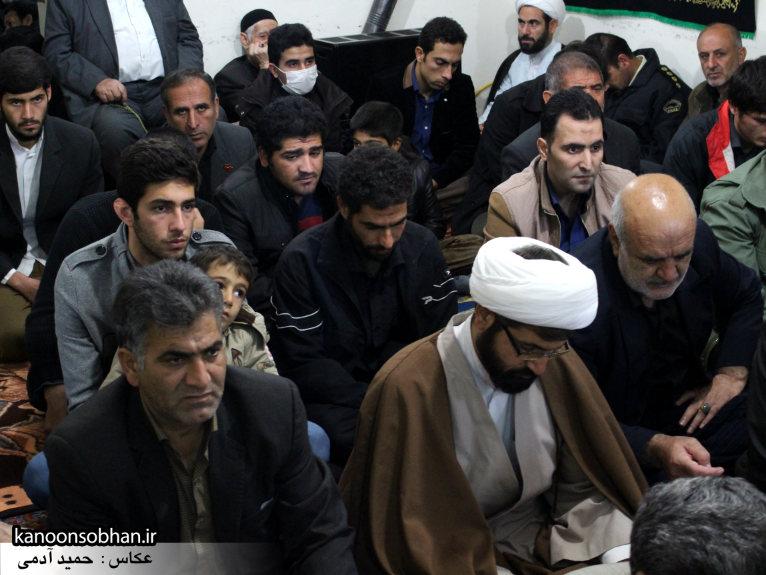 تصاویر شب سوم مراسم عزاداری صفر ۱۳۹۴ در دفتر امام جمعه کوهدشت (4)