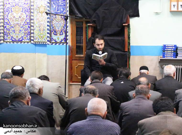 تصاویر شب سوم مراسم عزاداری مسجد جامع کوهدشت (1)