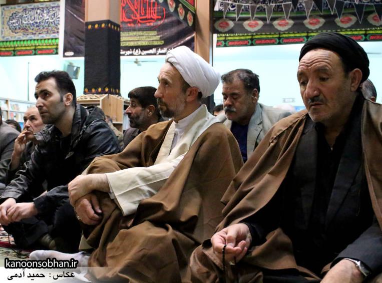 تصاویر شب سوم مراسم عزاداری مسجد جامع کوهدشت (2)