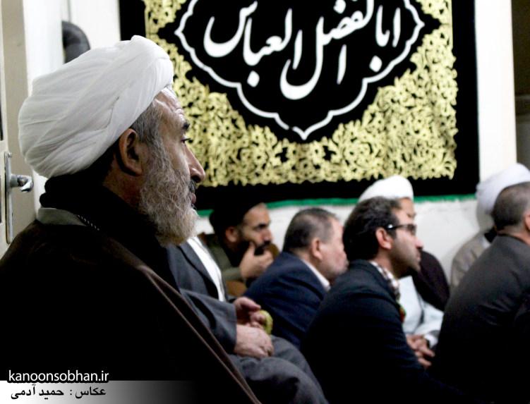 تصاویر شب چهارم مراسم عزاداری صفر ۱۳۹۴ در دفتر امام جمعه کوهدشت (1)