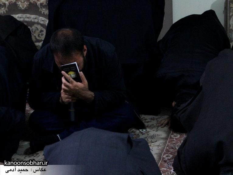 تصاویر شب چهارم مراسم عزاداری صفر ۱۳۹۴ در دفتر امام جمعه کوهدشت (11)