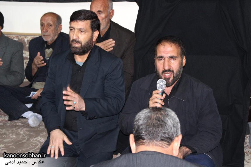 تصاویر شب چهارم مراسم عزاداری صفر ۱۳۹۴ در دفتر امام جمعه کوهدشت (12)