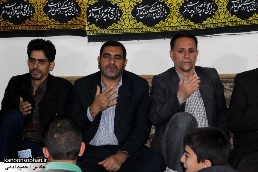تصاویر شب چهارم مراسم عزاداری صفر ۱۳۹۴ در دفتر امام جمعه کوهدشت (13)