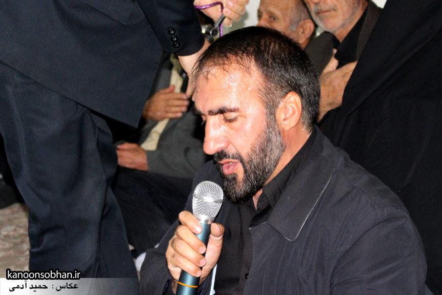تصاویر شب چهارم مراسم عزاداری صفر ۱۳۹۴ در دفتر امام جمعه کوهدشت (14)