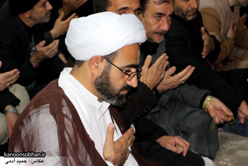 تصاویر شب چهارم مراسم عزاداری صفر ۱۳۹۴ در دفتر امام جمعه کوهدشت (15)