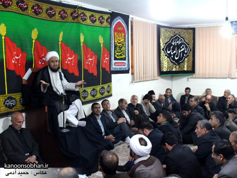 تصاویر شب چهارم مراسم عزاداری صفر ۱۳۹۴ در دفتر امام جمعه کوهدشت (26)