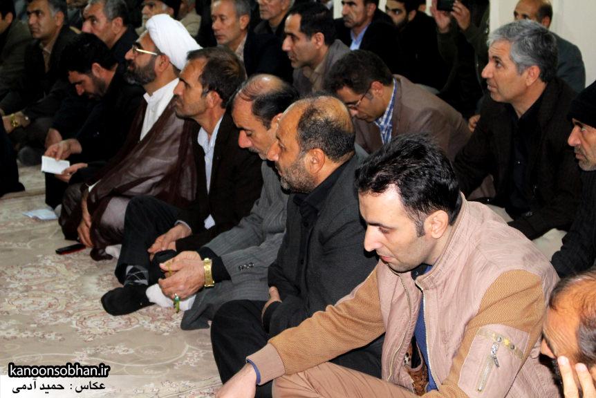 تصاویر شب چهارم مراسم عزاداری صفر ۱۳۹۴ در دفتر امام جمعه کوهدشت (27)