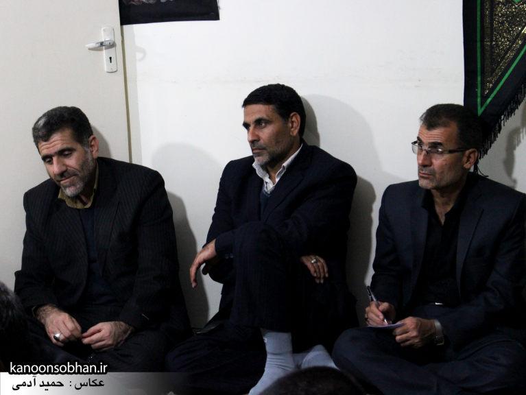 تصاویر شب چهارم مراسم عزاداری صفر ۱۳۹۴ در دفتر امام جمعه کوهدشت (28)