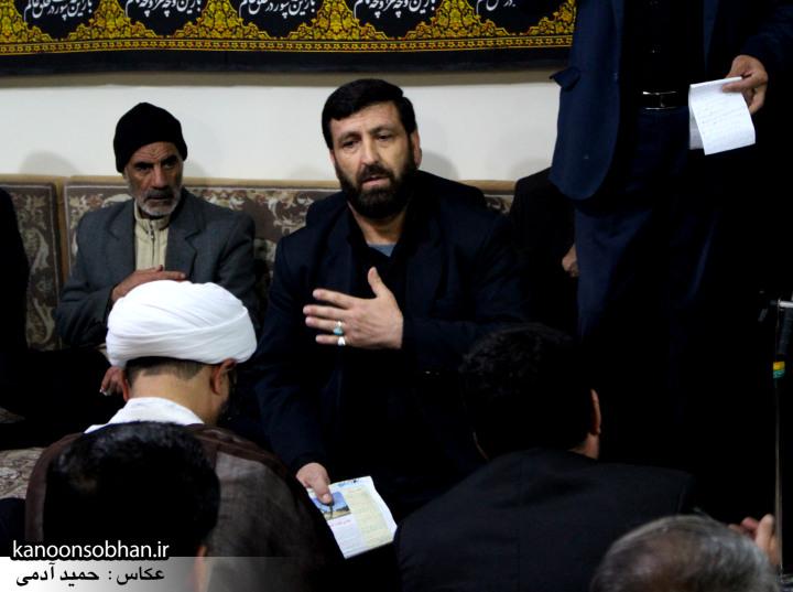 تصاویر شب چهارم مراسم عزاداری صفر ۱۳۹۴ در دفتر امام جمعه کوهدشت (3)