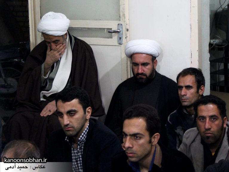 تصاویر شب چهارم مراسم عزاداری صفر ۱۳۹۴ در دفتر امام جمعه کوهدشت (34)