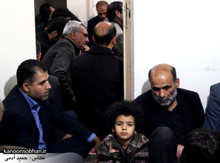 تصاویر شب چهارم مراسم عزاداری صفر ۱۳۹۴ در دفتر امام جمعه کوهدشت (36)