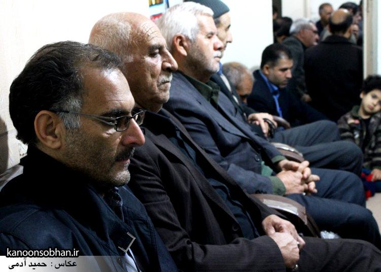 تصاویر شب چهارم مراسم عزاداری صفر ۱۳۹۴ در دفتر امام جمعه کوهدشت (37)