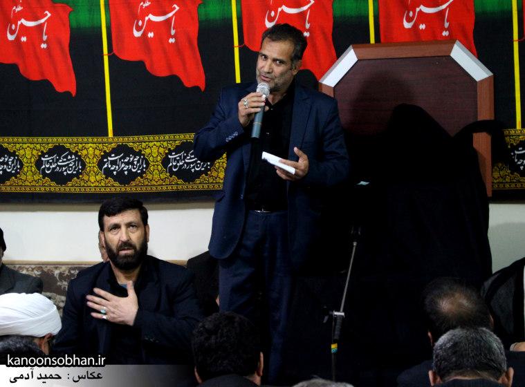 تصاویر شب چهارم مراسم عزاداری صفر ۱۳۹۴ در دفتر امام جمعه کوهدشت (4)