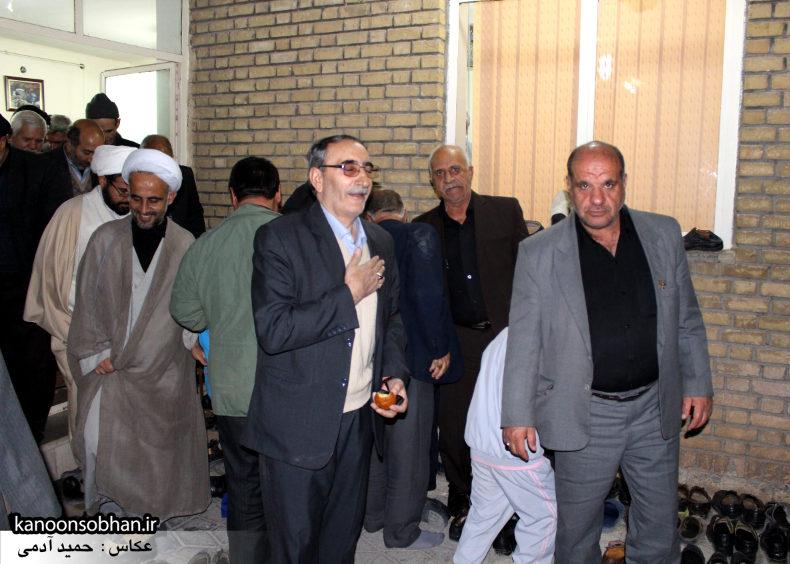 تصاویر شب چهارم مراسم عزاداری صفر ۱۳۹۴ در دفتر امام جمعه کوهدشت (7)