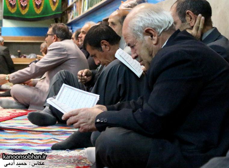 تصاویر شب چهارم مراسم عزاداری مسجد جامع کوهدشت (1)