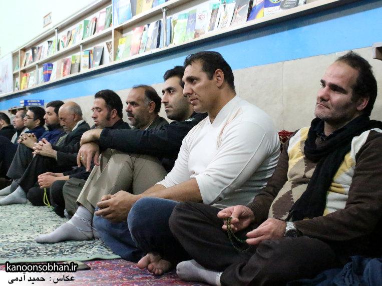 تصاویر شب چهارم مراسم عزاداری مسجد جامع کوهدشت (21)