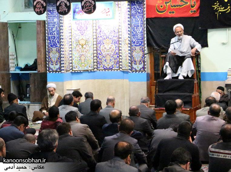 تصاویر شب چهارم مراسم عزاداری مسجد جامع کوهدشت (22)