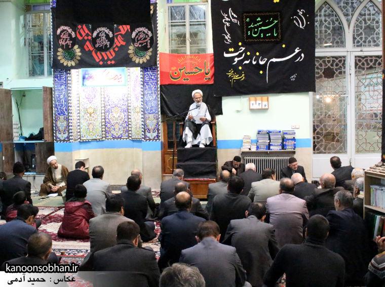 تصاویر شب چهارم مراسم عزاداری مسجد جامع کوهدشت (3)