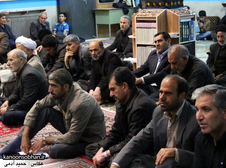 تصاویر شب چهارم مراسم عزاداری مسجد جامع کوهدشت (4)