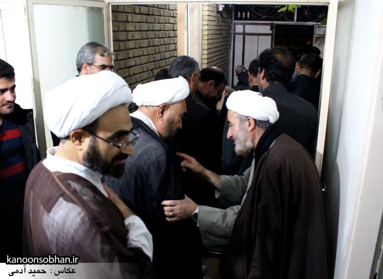تصاویر مراسم عزاداری در دفتر امام جمعه کوهدشت.کانون سبحان (11)