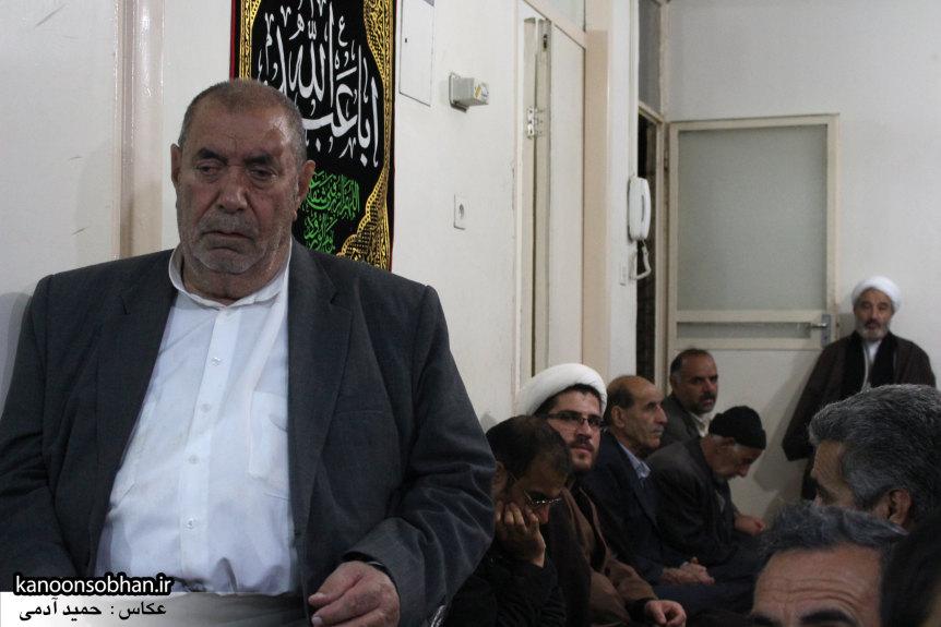 تصاویر مراسم عزاداری در دفتر امام جمعه کوهدشت.کانون سبحان (19)