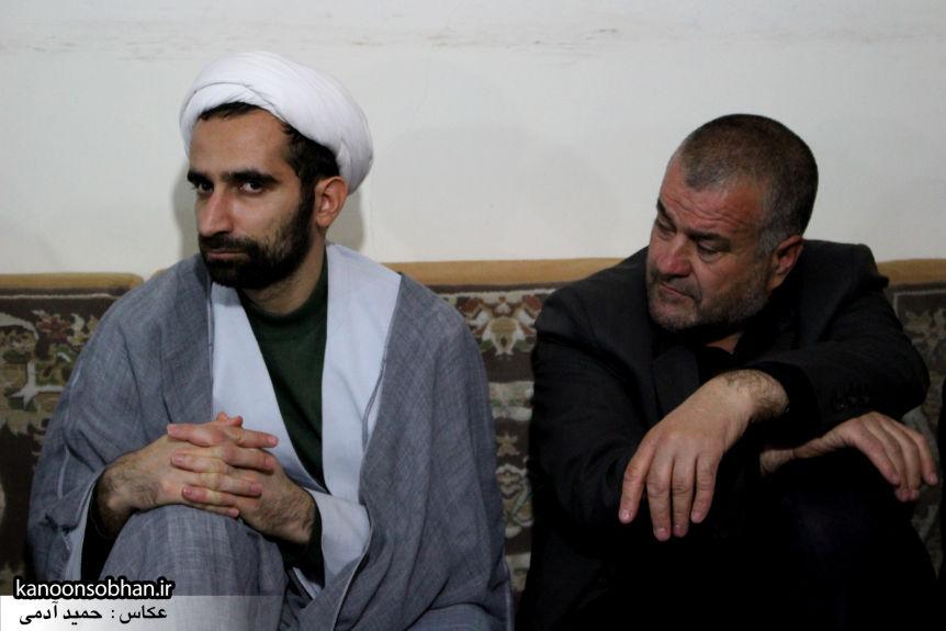 تصاویر مراسم عزاداری در دفتر امام جمعه کوهدشت.کانون سبحان (22)